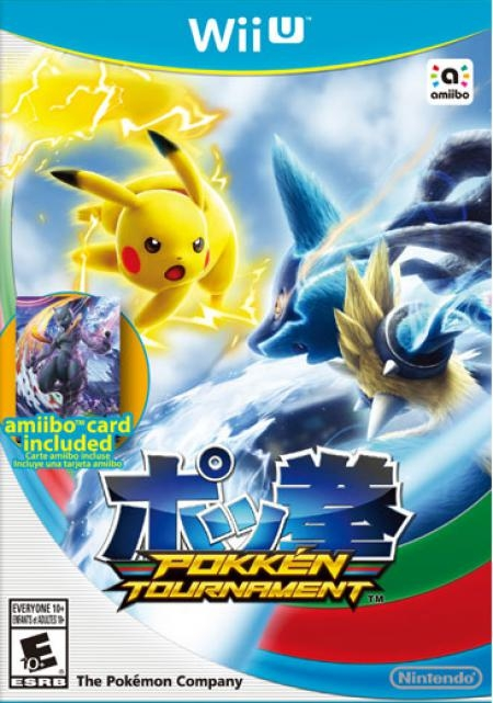 Pokken Tournament on WiiU - Gamewise
