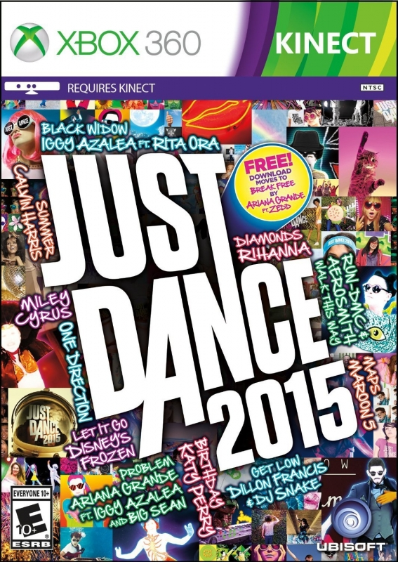 Just Dance 2015 Wiki on Gamewise.co