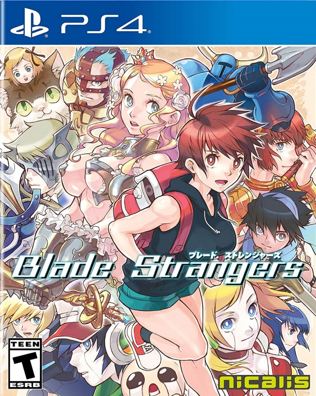 Blade Strangers Wiki - Gamewise