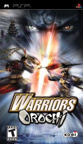 Warriors Orochi on PSP - Gamewise