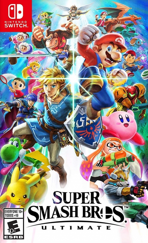 Gamewise Wiki for Super Smash Bros. (2018) (NS)