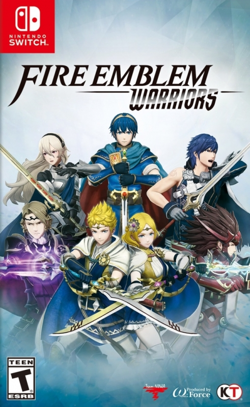 Gamewise Fire Emblem Warriors Wiki Guide, Walkthrough and Cheats