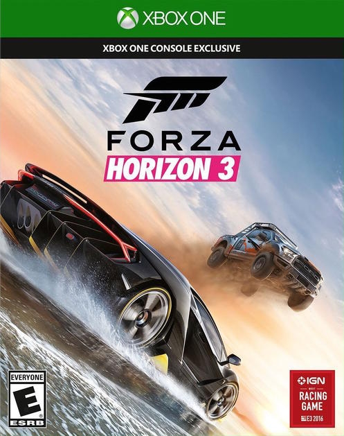 Forza Horizon 3 on XOne - Gamewise