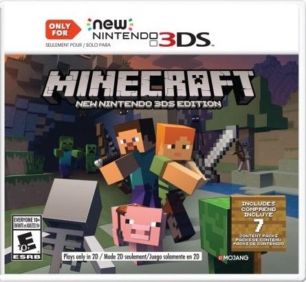 Minecraft on 3DS - Gamewise