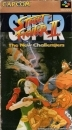 Super Street Fighter II for SNES Walkthrough, FAQs and Guide on Gamewise.co