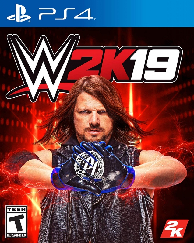WWE 2K19 on PS4 - Gamewise