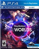 PlayStation VR Worlds on PS4 - Gamewise