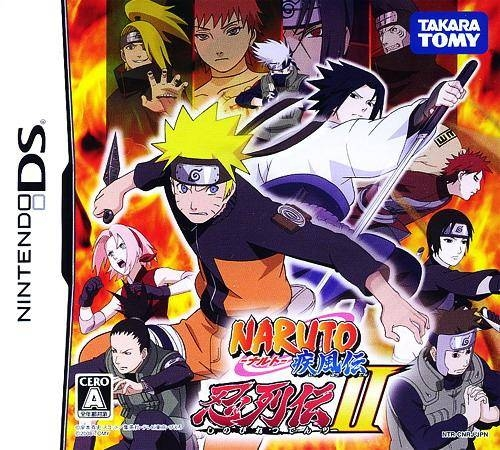 Naruto Shippuden: Ninja Destiny 2 on DS - Gamewise
