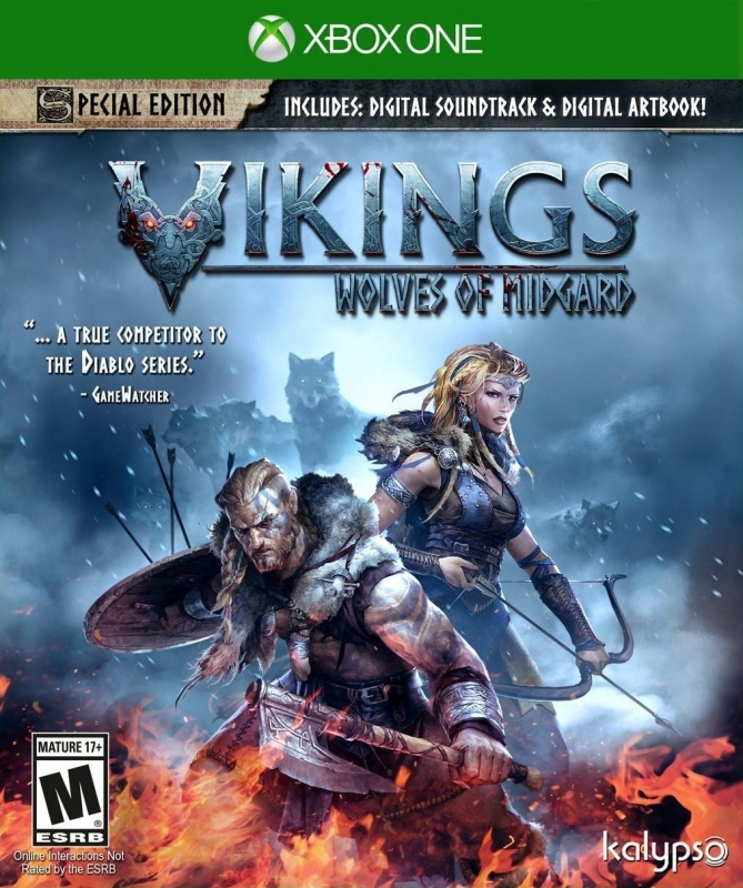 Vikings: Wolves of Midgard for XOne Walkthrough, FAQs and Guide on Gamewise.co