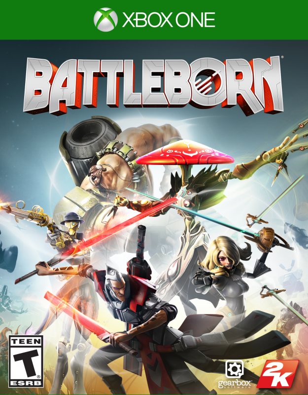 Gamewise Wiki for Battleborn (XOne)
