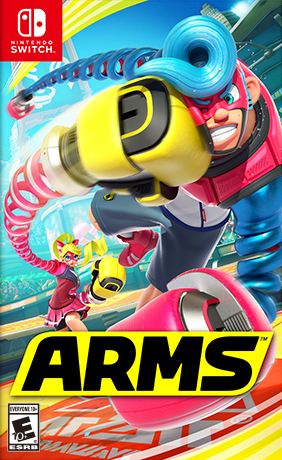 Arms Wiki - Gamewise