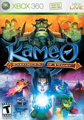 Kameo: Elements of Power on X360 - Gamewise