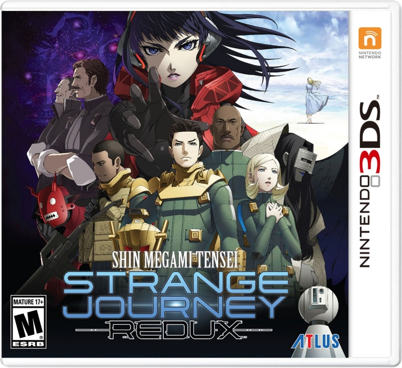 Shin Megami Tensei: Strange Journey Redux Wiki on Gamewise.co