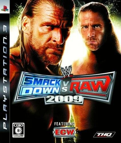 WWE SmackDown vs. Raw 2009 for PS3 Walkthrough, FAQs and Guide on Gamewise.co