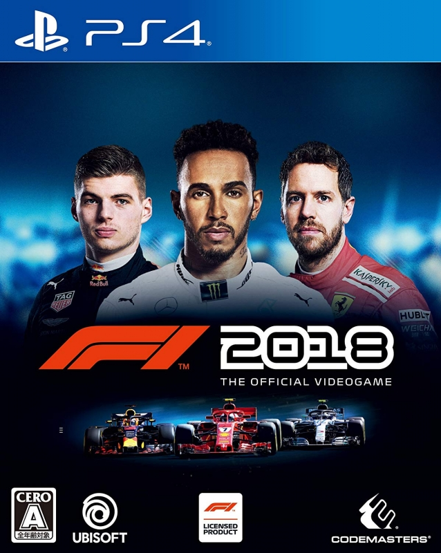 F1 2018 Wiki on Gamewise.co