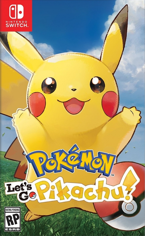 Pokémon: Let's Go, Pikachu! Wiki Guide, NS