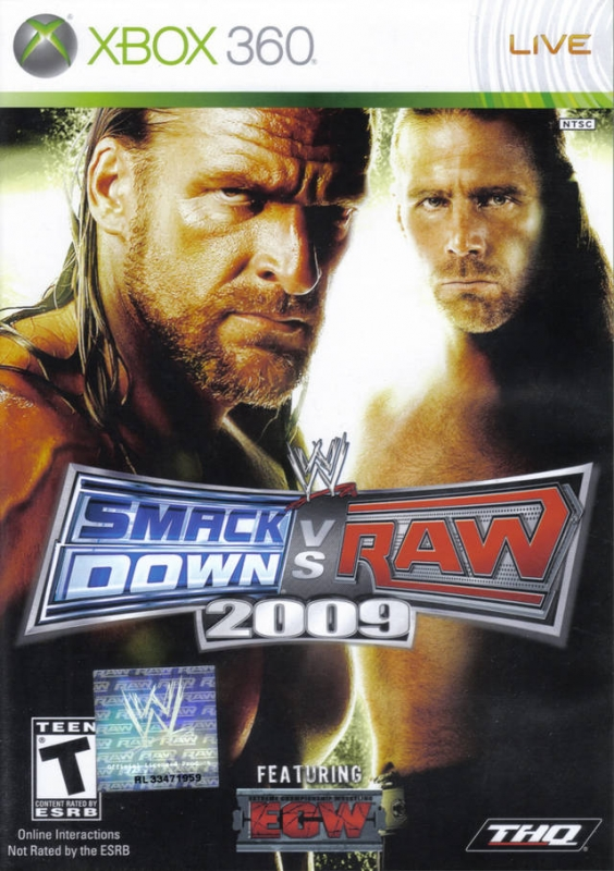 WWE SmackDown vs. Raw 2009 Wiki on Gamewise.co