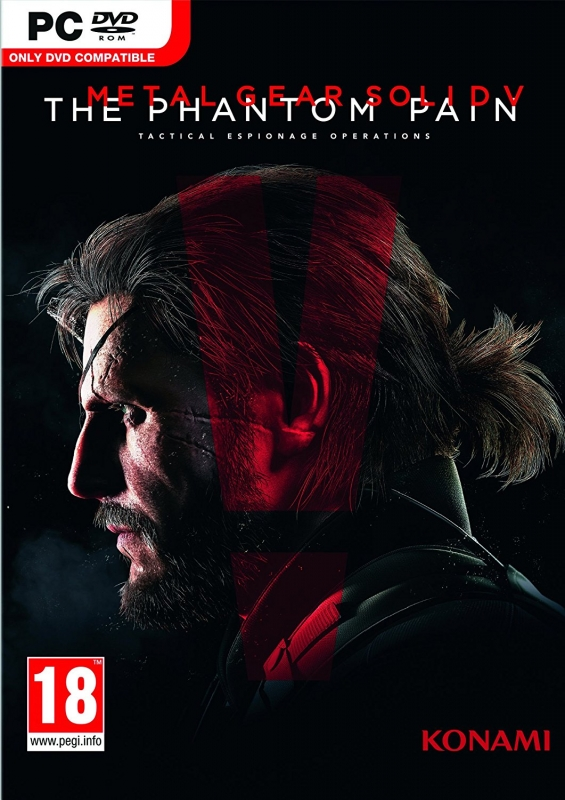Metal Gear Solid V: The Phantom Pain Wiki - Gamewise
