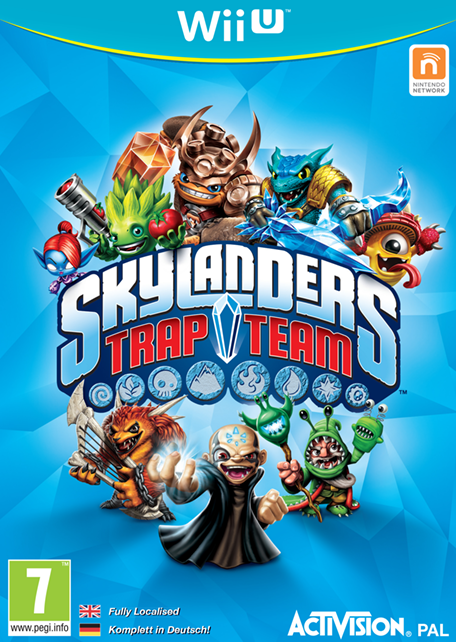 Gamewise Skylanders: Trap Team Wiki Guide, Walkthrough and Cheats