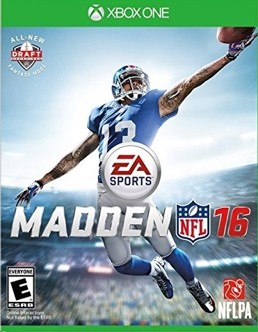 Madden NFL 16 [Gamewise]