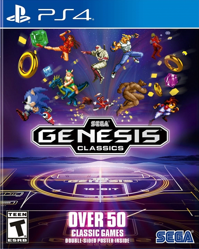 Gamewise Sega Genesis Classics Wiki Guide, Walkthrough and Cheats