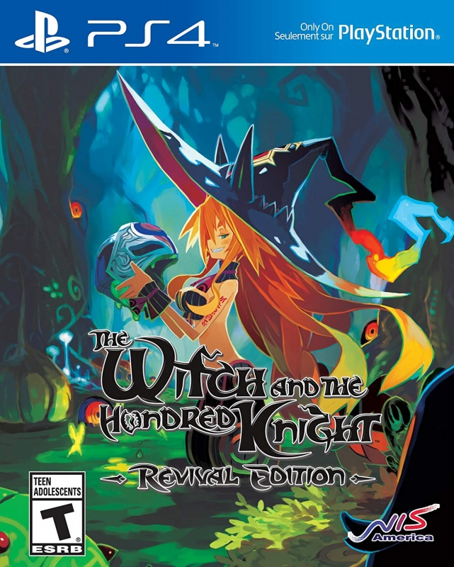 The Witch and the Hundred Knight | Gamewise