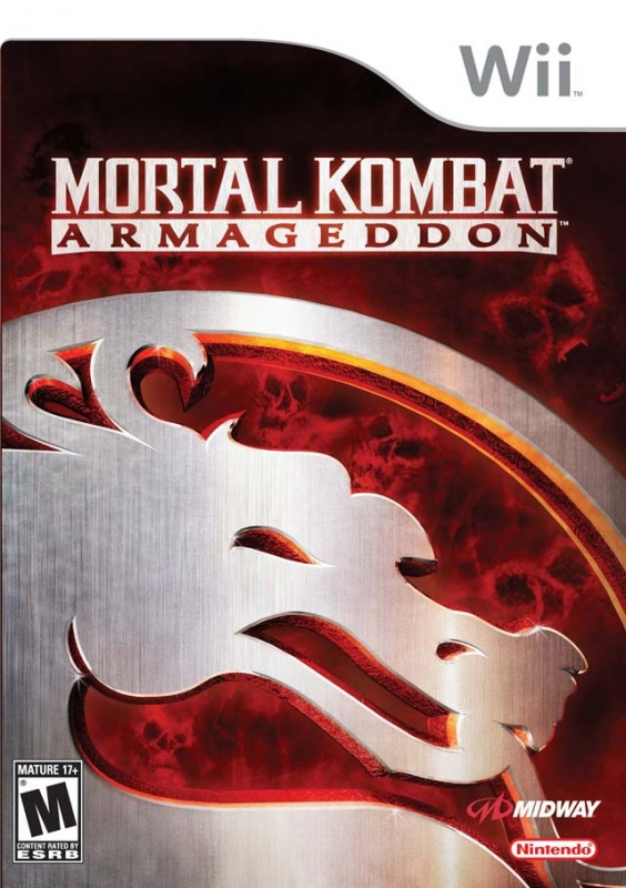 Mortal Kombat: Armageddon Wiki on Gamewise.co