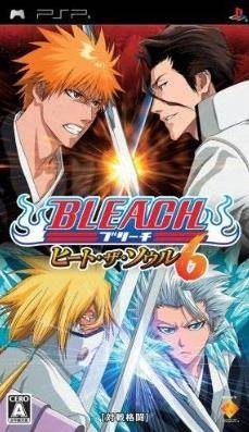 Bleach: Heat the Soul 6 on PSP - Gamewise
