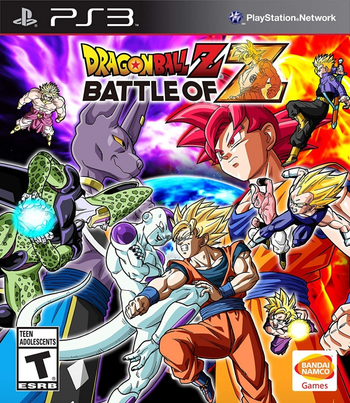 Dragon Ball Z: Battle of Z [Gamewise]