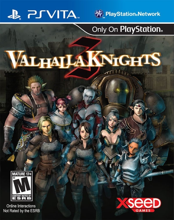 Valhalla Knights 3 [Gamewise]