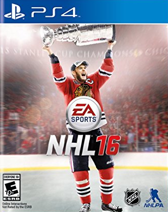 NHL 16 on PS4 - Gamewise