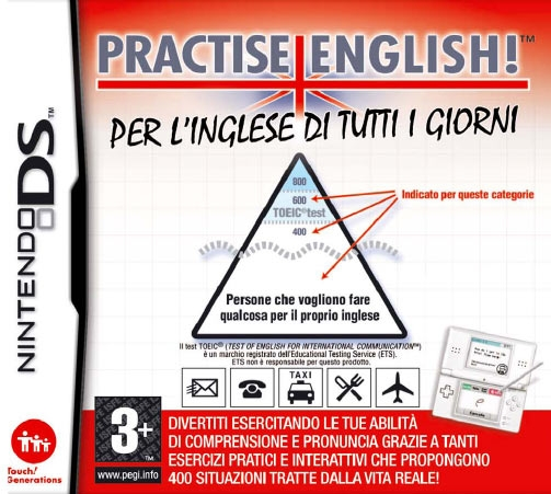 Practise English! [Gamewise]