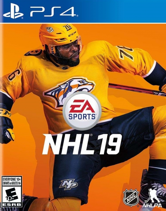 NHL 19 on PS4 - Gamewise