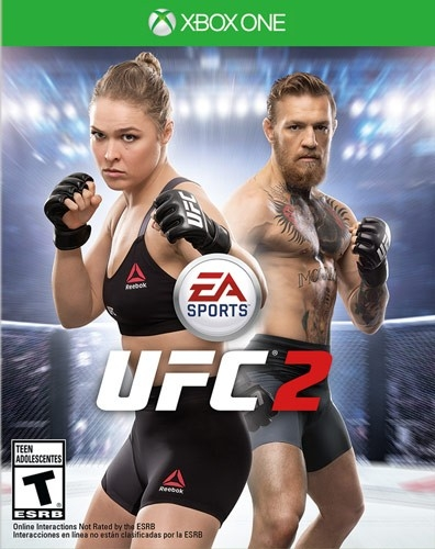 EA Sports UFC 2 on XOne - Gamewise