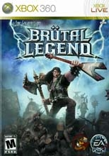 Brutal Legend for X360 Walkthrough, FAQs and Guide on Gamewise.co
