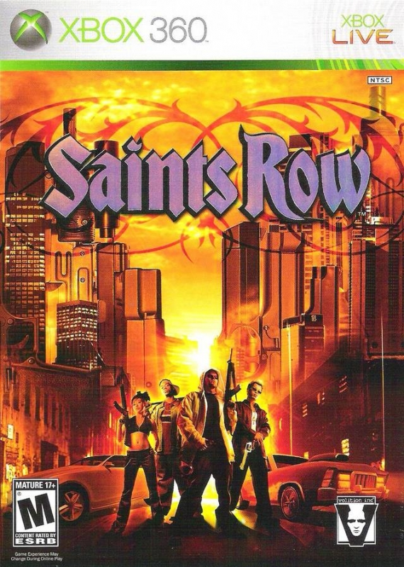 Saints Row Wiki on Gamewise.co