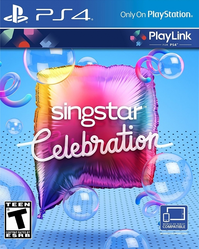 Singstar Celebration on PS4 - Gamewise