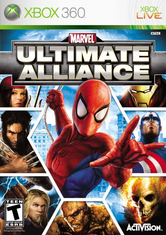 Marvel: Ultimate Alliance Wiki on Gamewise.co