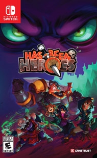 Has-Been Heroes on NS - Gamewise