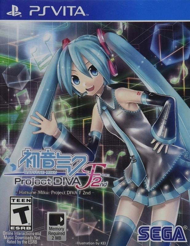 Hatsune Miku: Project Diva F 2nd | Gamewise