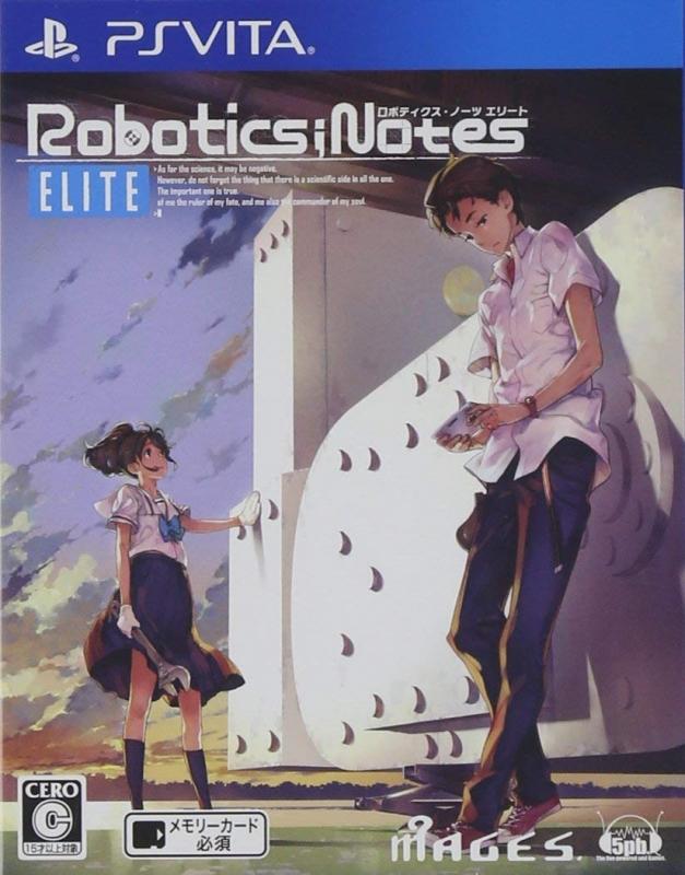 Robotics;Notes Elite Wiki - Gamewise