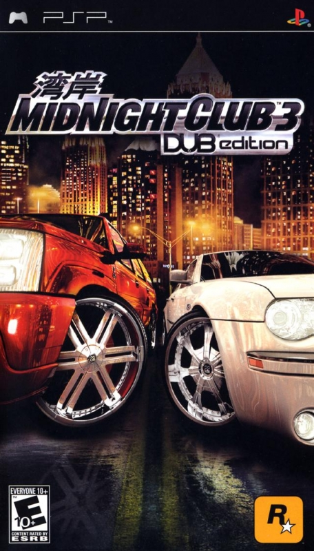 Midnight Club 3: DUB Edition [Gamewise]