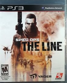Spec Ops: The Line Wiki Guide, PS3