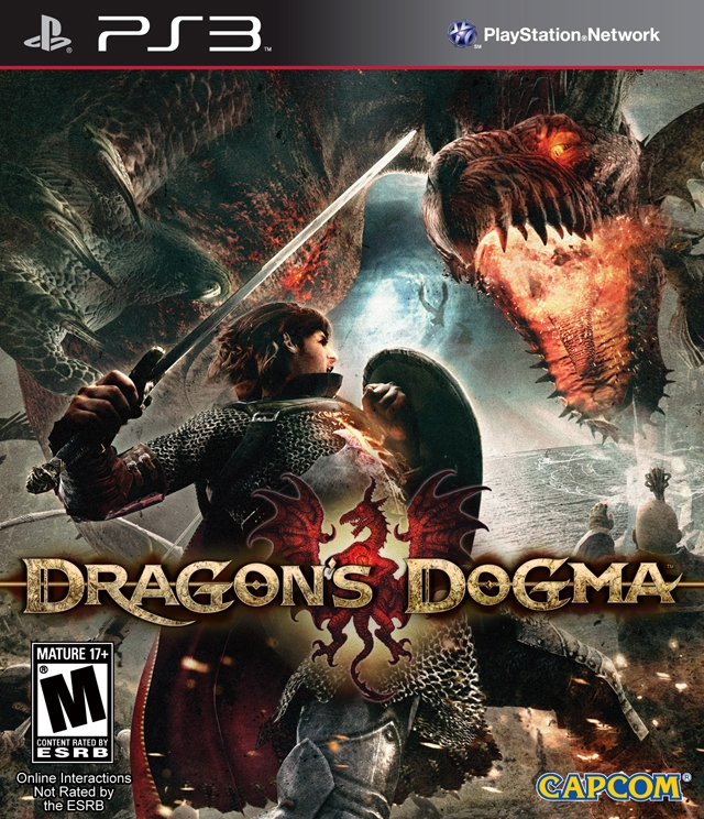 Dragon's Dogma Release Date - PS3