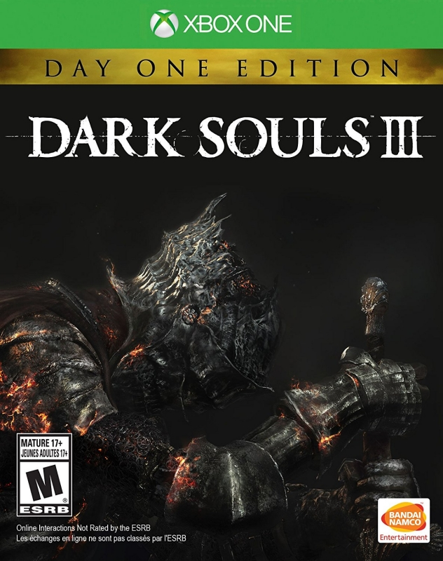 Dark Souls III on XOne - Gamewise