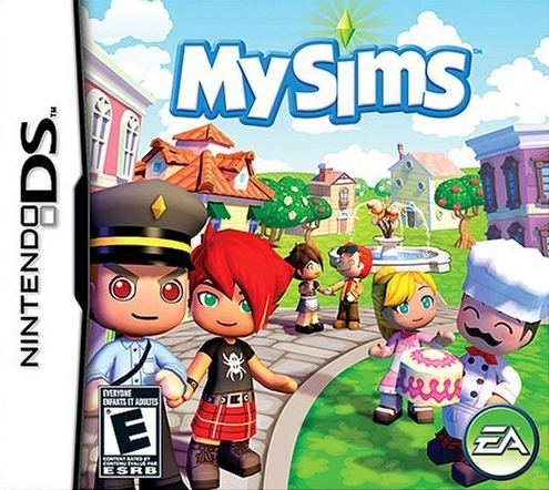 MySims on DS - Gamewise
