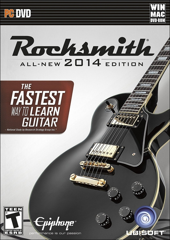Rocksmith 2014 on PC - Gamewise