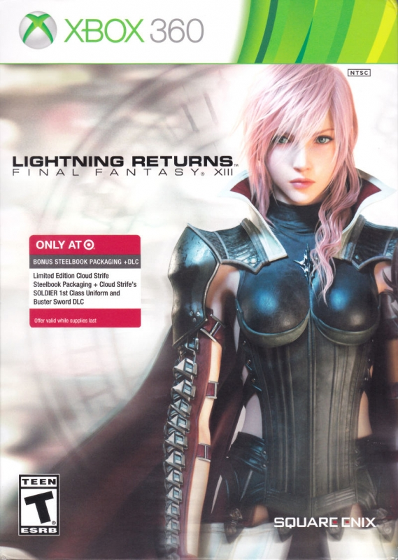 Lightning Returns: Final Fantasy XIII Wiki Guide, X360
