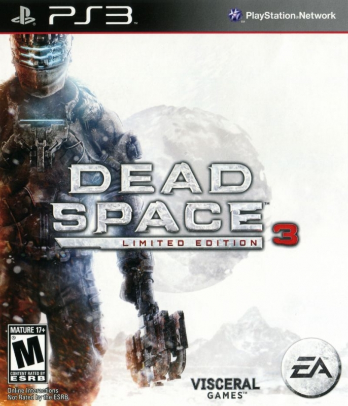 Dead Space 3 on PS3 - Gamewise