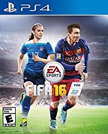 FIFA 16 on PS4 - Gamewise
